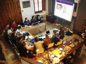 SOCIALCARE consortium meeting